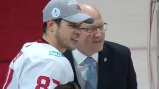 Crosby takes World Cup of Hockey MVP honours