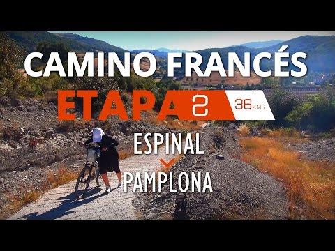 CAMINO DE SANTIAGO - CAMINO FRANCÉS - ETAPA 2. THE WAY OF SAINT JAMES - FRENCH WAY - STAGE 2