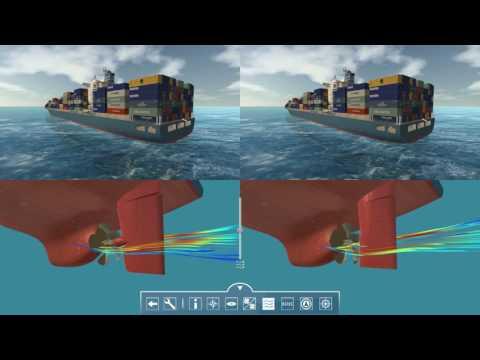 Van Der Velden Marine Systems - 3D Presentation - Integrated Manoeuvring Technology