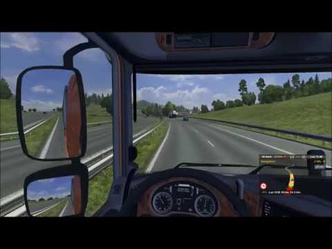 PROMODS France KMM : Massif Central