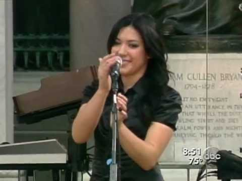 Michelle Branch - Breathe (Live @ Good Morning America 20030718)
