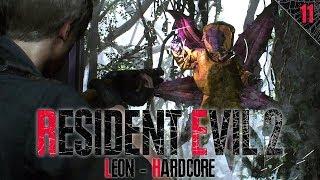 RESIDENT EVIL 2 Remake #11   LA JUNGLA ZOMBIE   Gameplay Español