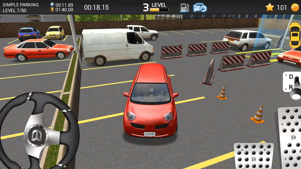 Free Parking Games for Computer Laptop or Mobile
