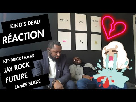Jay Rock, Kendrick Lamar, Future, James Blake - Kings Dead - REACTION