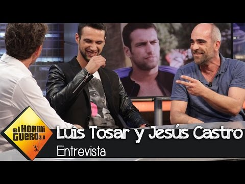 Entrevista a Luis Tosar y Jesús Castro en 'El Hormiguero 3.0'