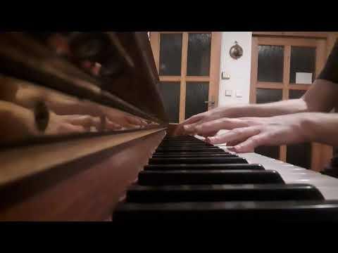 Я не прощаюсь - Алла Пугачёва - piano cover