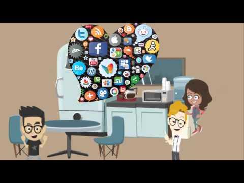 La influencia de las redes sociales en los adolescentes.