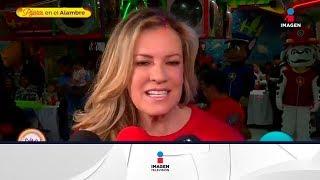 ¡Rebecca de Alba habla sobre la boda de su ex Ricky Martin! | Sale el Sol