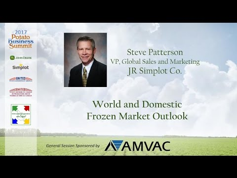 2017PBS - Frozen Market Outlook: Steve Patterson, Simplot