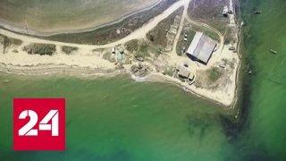 В Феодосии показали фильм о крымской Атлантиде