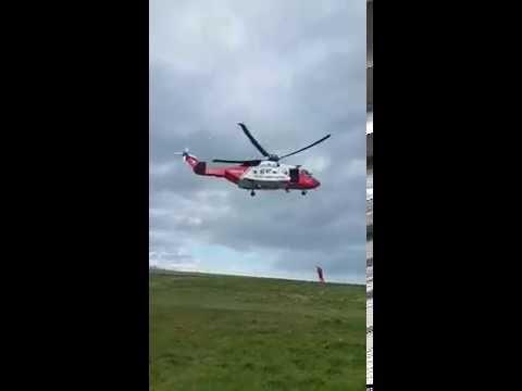 Irish Coast Guards Rescue 116