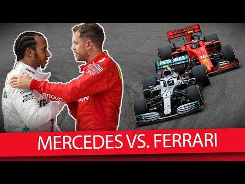 Wie hat Mercedes Ferrari abgehängt? - Formel 1 2019 (News)