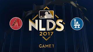 Turner, Dodgers' bats lead team to 9-5 win: 10/6/17