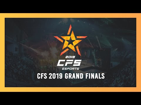 VINCIT Gaming Vs Black Dragons E-Sports | CFS 2019 Grand Finals | Grand Final Match