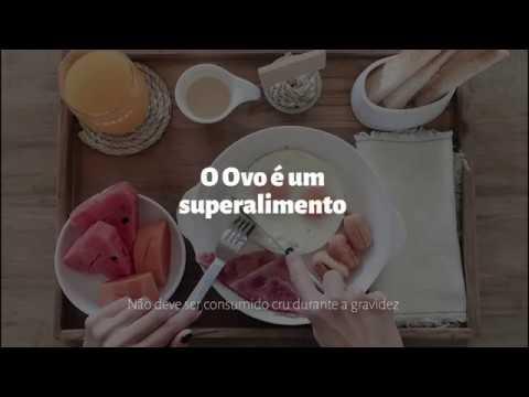 O Ovo na Alimentação da Gestante - Instituto Ovos Brasil