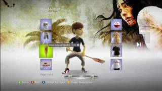 Dead Island Avatar Markplace Items