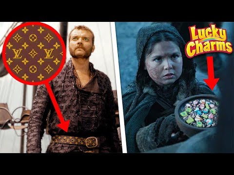 10 Odd Details You Missed in Game of Thrones