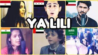 Who Sang It Better - Ya Lili - Balti ( India, Saudi Arabia, Egypt, Iraq, kuwait)