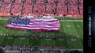 Taking a knee: NFL as a platform for race politics - The Listening Post (Feature)