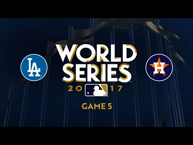 WS2017 Gm5: Astros walk off on Bregman's hit in 10th