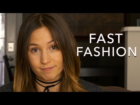 Fast Freakin' Fashion: The Truth about the Clothing Industry - Part 1