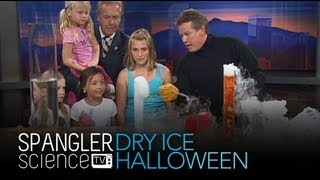 Dry Ice Halloween Science - Cool Science Experiment