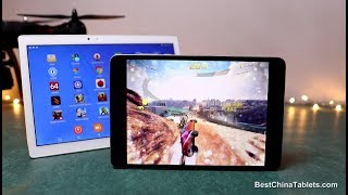 Teclast T10 versus Xiaomi Mi Pad 3 - Which is the better Tablet?