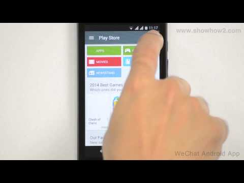 WeChat Android App - How To Download And Install WeChat App On Your Mobile