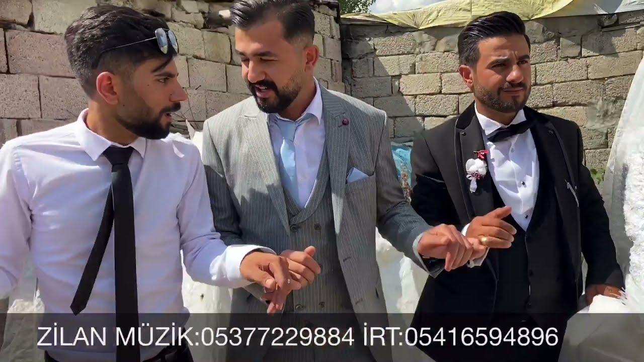 DİLEK AVŞAR & ZİLAN MÜZİK Ağrı merkez İNCİ Ailesinin görkemli düğünü