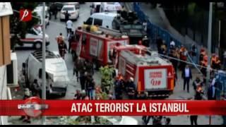 Atac terorist la Istanbul