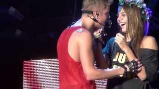 Justin Bieber - One Less Lonely Girl - Rio de Janeiro, Brazil 03/11
