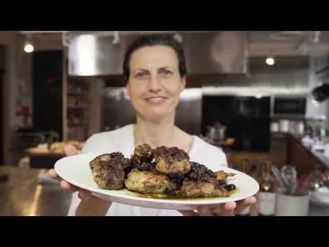 Cooking Rabbit with Rita Sodi and Nick Anderer - YouTube