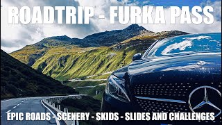 Road Trip Switzerland's Furka Pass - Europe's Best Driving Route in Grindelwald