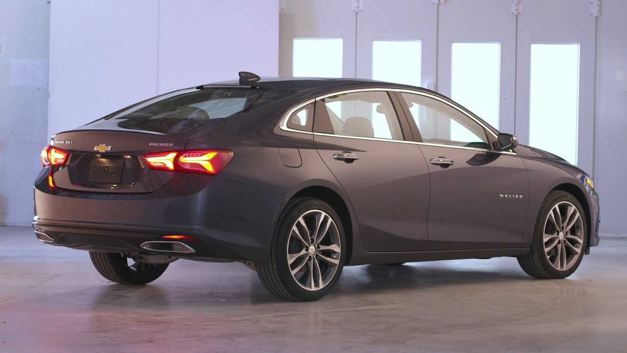 2019 Chevrolet Malibu Premier – Exterior, Interior Closer ...