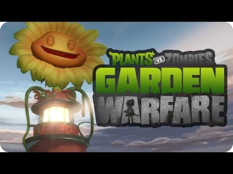 La MegaFlor, Jardines y Cementerios | Plantas Vs Zombies Garden Warfare