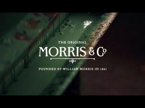 Happy Birthday William Morris