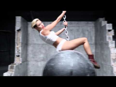 Music Video Without Music : Wrecking Ball
