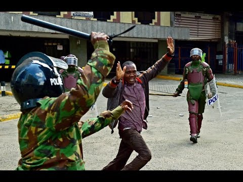 Global TV Kenya: Wawili Wafariki Katika Maandamano ya Uchaguzi Kenya