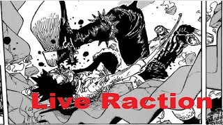 One Piece Chapter 894 Live Reaction: The Clock is ticking. Luffy vs Katakuri to end soon??