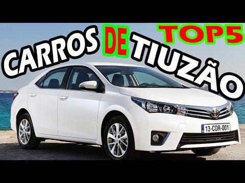 TOP 5 CARROS DE TIUZÃO!