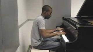 No Air - Jordin Sparks & Chris Brown Piano Cover