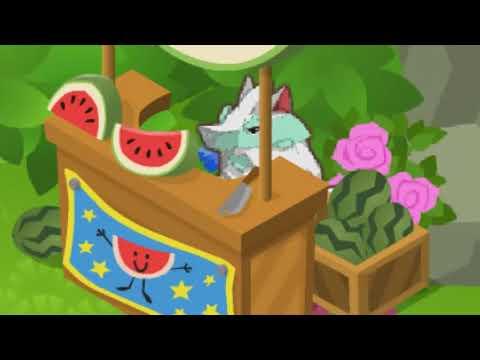 Animal Jam Skit: Watermelon Thief