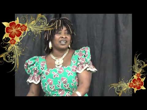 "Nyachan's Songs about her Country ""South Sudan"""