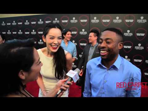 Jessika Van & Justin Hires at Warner Bros Studio Tour Stage 48: Script to Screen WBTourHollywood
