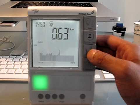 smart meter demonstration ecometer p350 youtube rh youtube com landis gyr energy meter manual landis gyr smart meter instructions