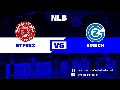 NLB - Day 14: MORGES vs. ZURICH