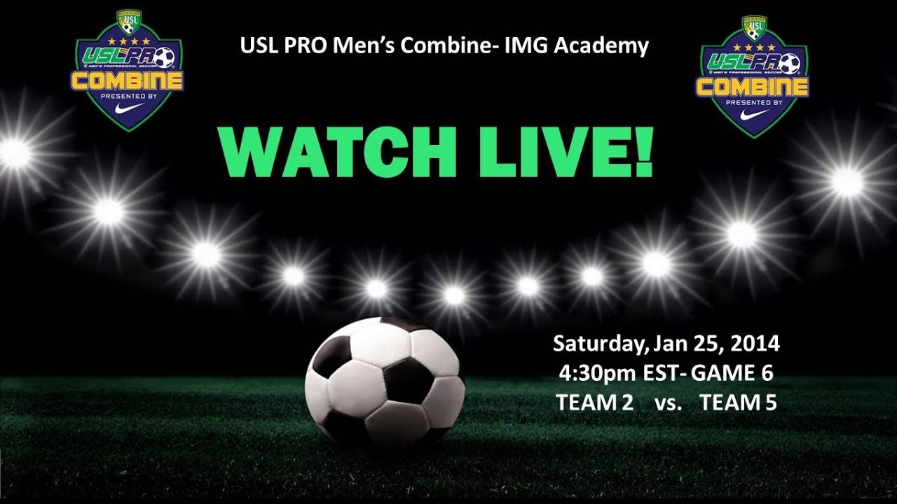 2014 USL PRO Men's Combine- Game 6, Field 2 vs. Team 5, Stadium