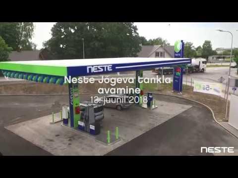 ecf991cc0fd Uus Neste jaam Jõgeval avatud | Neste