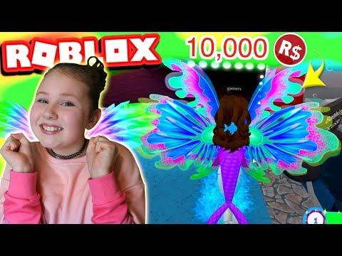 FLYING MERMAID?? OMG!! Roblox Royale High - Ruby Rube