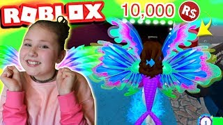 FLYING MERMAID?? OMG!! Roblox Royale High - Ruby Rube